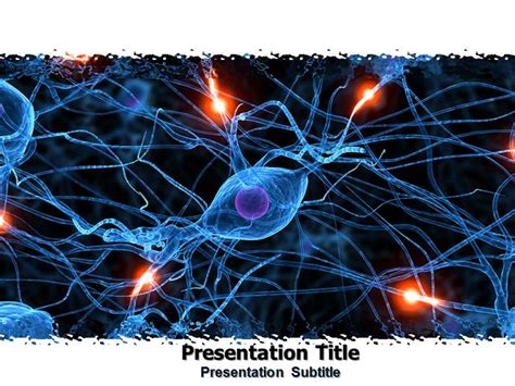 nervous system powerpoint  templates powerpoint