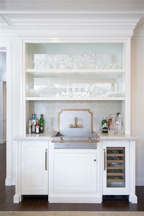 Bar Sink And Cabinets by Bar Cabinets Design Ideas