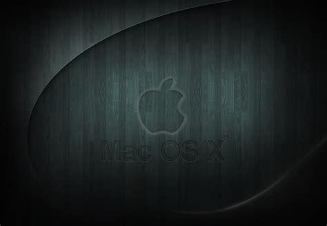 black apple mac os  wallpaper