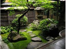 Even the smallest Japanese garden is a haven of