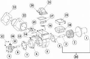 Beckett Burner Parts Diagram