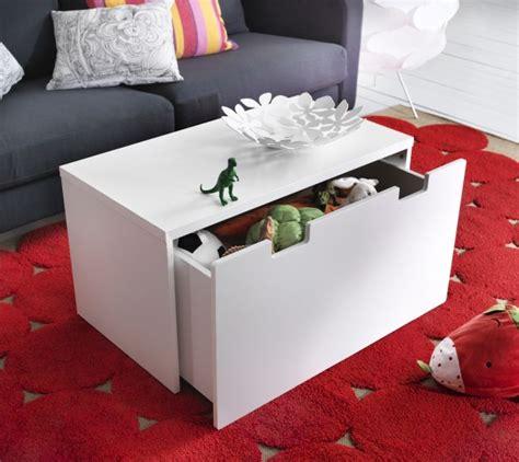 Stuva Storage Bench, White, White  Toys, Box Storage And