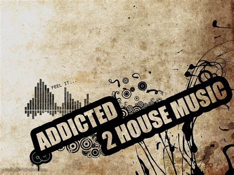 House Music Wallpapers  Wallpaper Cave