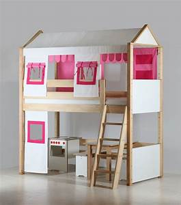 17 best images about lit on pinterest bebe ranges and With lit maison pour fille