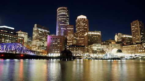 boston skyline wallpapers   pixelstalknet