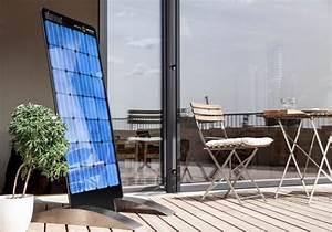 Mini Solaranlage Balkon : simon die solaranlage f r den balkon energyload ~ Orissabook.com Haus und Dekorationen