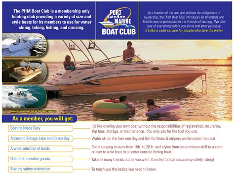 Boat Rental Maine Portland by Boat Brochure Port Harbor Marine South Portland Maine
