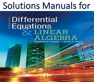 Solutions Manual For Elementary Linear Algebra With