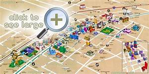 Las Vegas Maps - Top Tourist Attractions - Free  Printable City Street Map