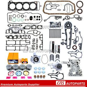1994 Toyotum 22re Engine Rebuild Diagram by For 85 95 Toyota 4runner 2 4 Engine Rebuild Kit