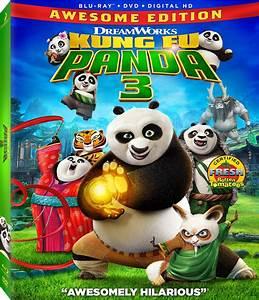 Kung Fu Panda 3 DVD Release Date June 28, 2016