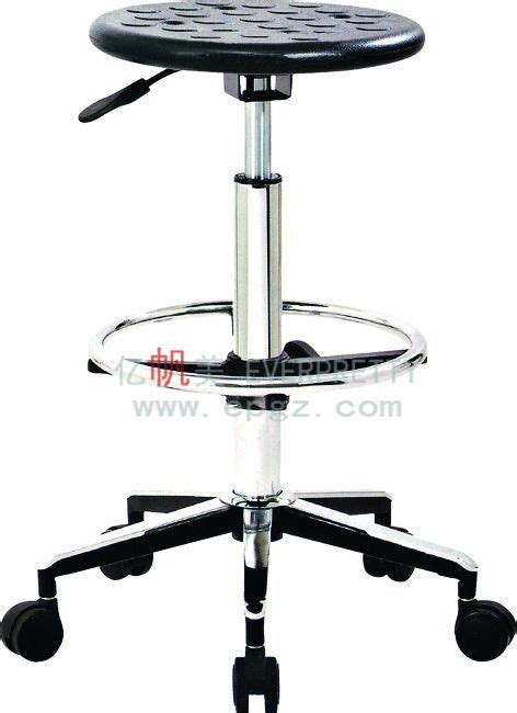type pu seat back stool swivel stool chair lab chair