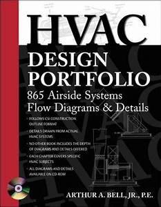 Hvac Design Portfolio 865 Airside Systems Flow Diagrams And Details