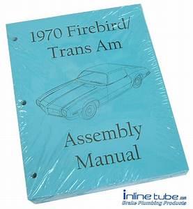 1970 Pontiac Firebird Trans Am Ram Air 455 400 Factory