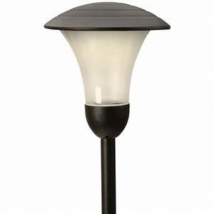 Moonrays addison style low voltage watt black outdoor