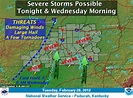 Severe weather expected overnight in Southern Illinois ...