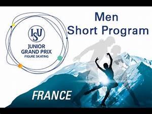 2016 ISU Junior Grand Prix - St. Gervais - Men Short ...