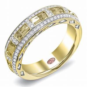 Mens Yellow Gold Rings | Demarco Bridal Jewelry Official Blog