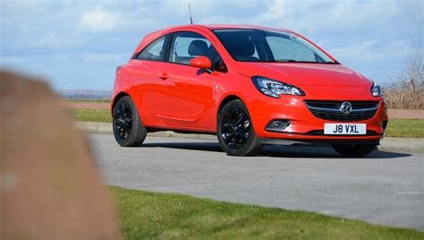 vauxhall car vauxhall corsa green car review greencarguide co uk