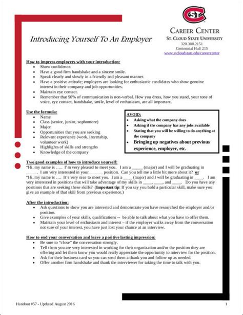 employment introduction letter samples  templates  word