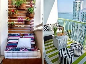1001 ideen zum thema schmalen balkon gestalten und einrichten for Balkon ideen matratze
