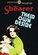 Their Own Desire (1929) movie poster