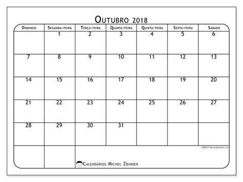 calend 225 rios outubro 2018 ds michel zbinden pt