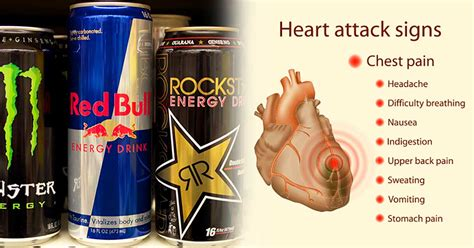 dangers  energy drinks minute  minute guide