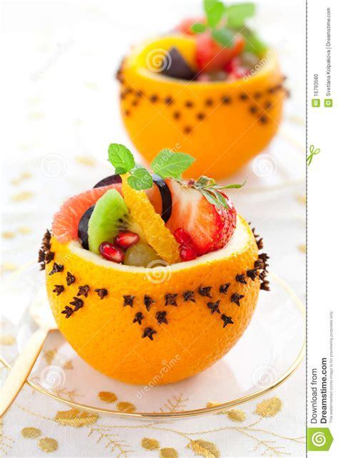 dessert avec des fruits dessert de fruit photo stock image 16793580