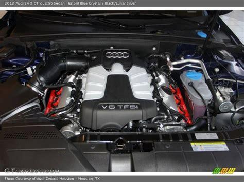2013 Audi S4 Supercharged by 2013 S4 3 0t Quattro Sedan Engine 3 0 Liter Fsi