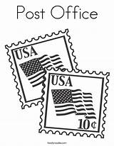 Coloring Office Stamps Pages Usa Stamp Printable Flags Christmas Built Potter Harry Noodle Service Twistynoodle Colors Popular Favorites Login California sketch template