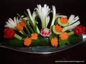 delicious indian recipes and more from around the world simple salad decoration vegetable