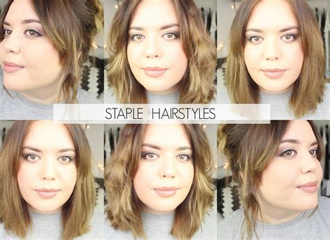quick  easy hairstyles  short black hair hairstyle