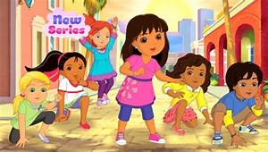 Dora and Friends: Into the City on Nickelodeon - Mommy's ...
