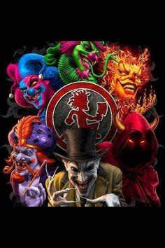 1000+ Images About Insane Clown Posse On Pinterest