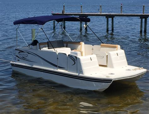 Pontoon Fishing Boat Company by About Beachcat Beachcat Saltwater Pontoon Boats
