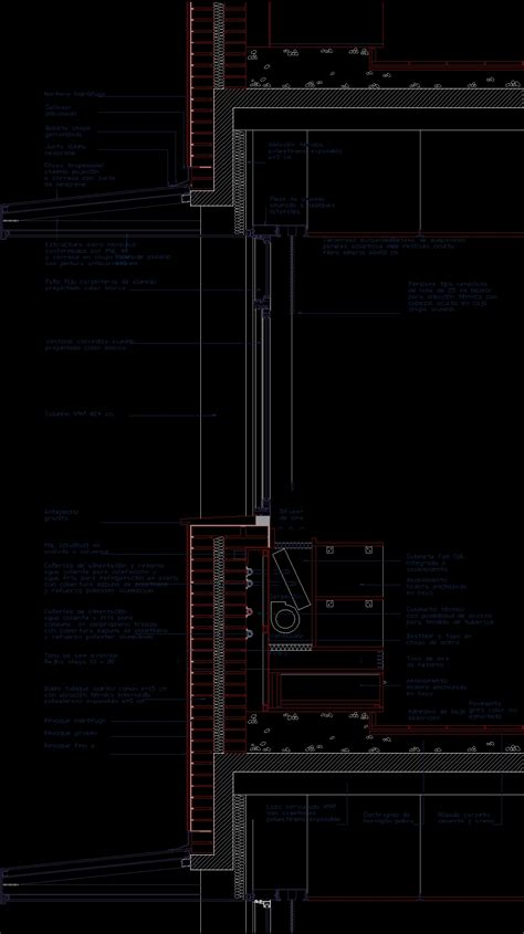 cabinet fan coil dwg section  autocad designs cad