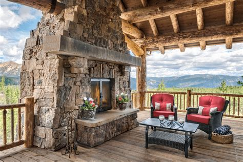Mountain Living in Big Sky, Montana