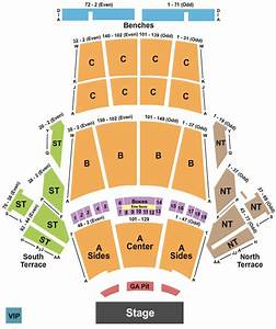 Greek Theater Los Angeles Seating Chart The Greek Theatre Seating Chart Maps Los Angeles