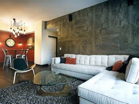 colores vivos  la decoracion de salas de estar