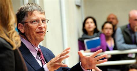 College Dropout Bill Gates: Please Stay In School - ATTN: