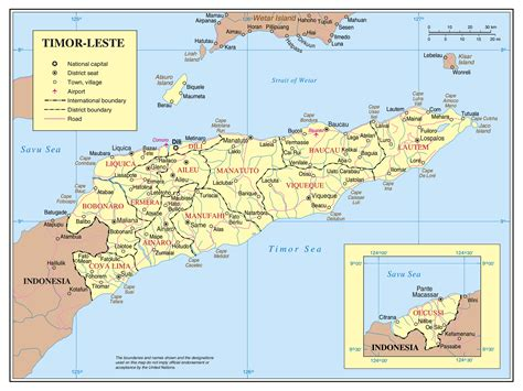large detailed political  administrative map  east