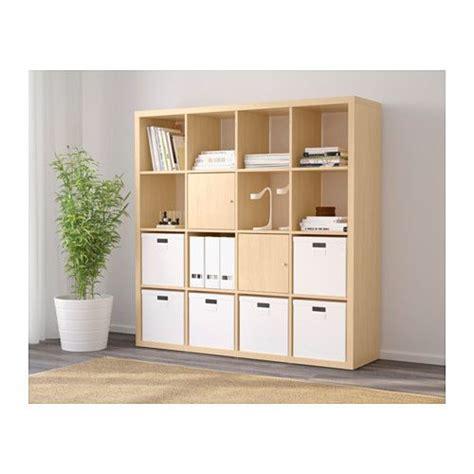 Ikea Regale Arbeitszimmer by Kallax Regal Birkenachbildung Ikea Home Living