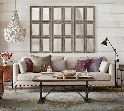 An Idea For Decorating The Wall Behind Your Sofa Driven
