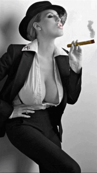 Smoking Cigars Cigar Cigarette Havana Gifs Gorgeous