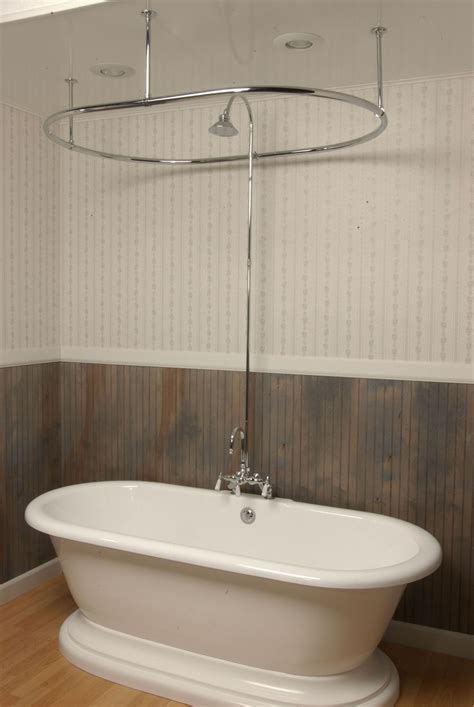 Bathtubs With Shower by Things To About Cast Iron Bathtubs Keribrownhomes