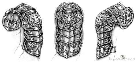 armor tattoo design doevme taslaklari tatouage