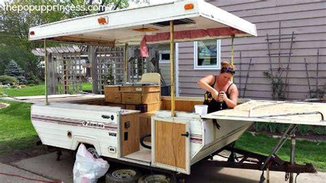 17 Best Images About Pop Up Camper-ideas For Diy On