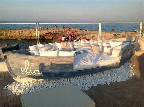 Old Boat Repurpose by Repurposed Boat Handy Mandy Pinterest