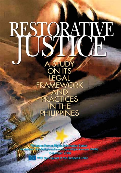 Restorative Justice – Philippine Human Rights Information Center